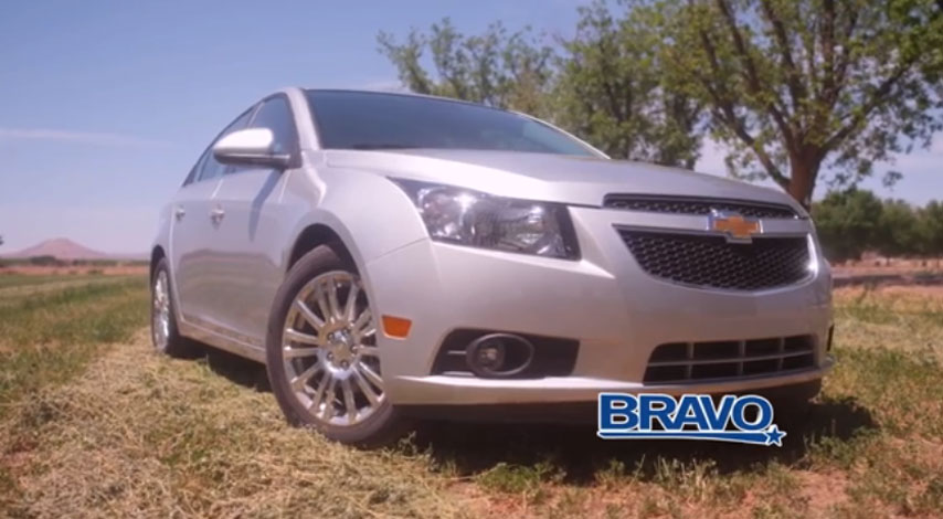 Bravo Chevrolet Cruze Leo Marketing El Paso Marketing